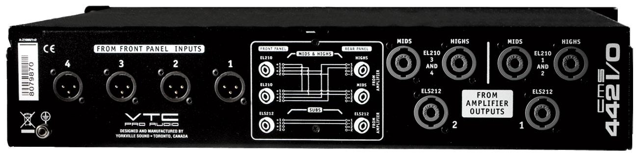 Vtc Pro Audio Cms442i O